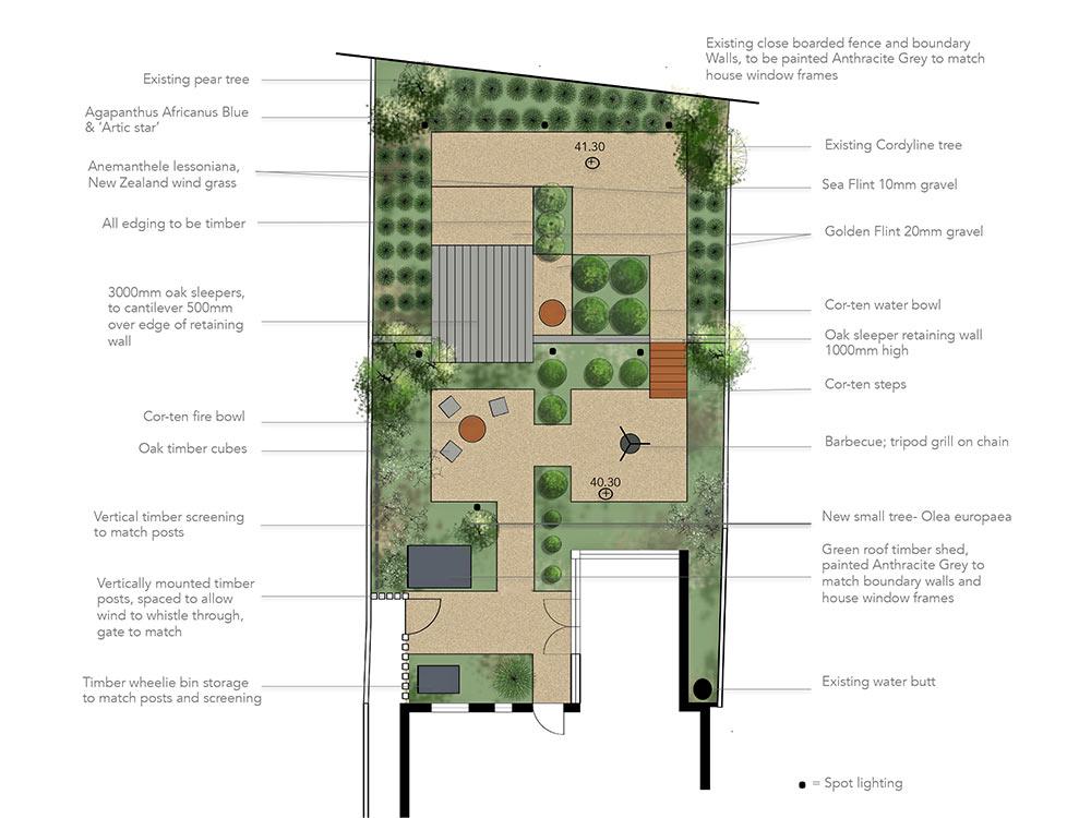 Project Coastal Brighton 2D plans