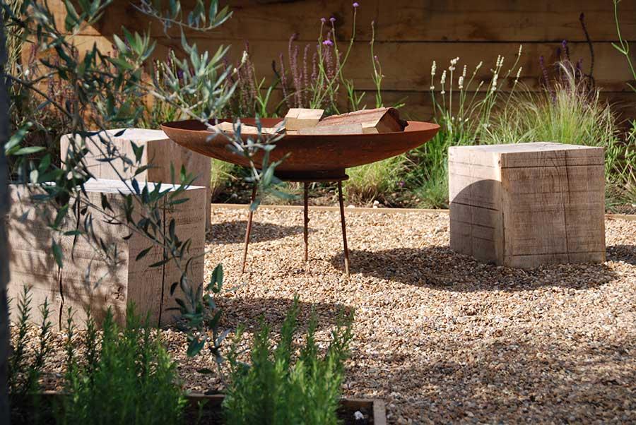Project Coastal Brighton garden design