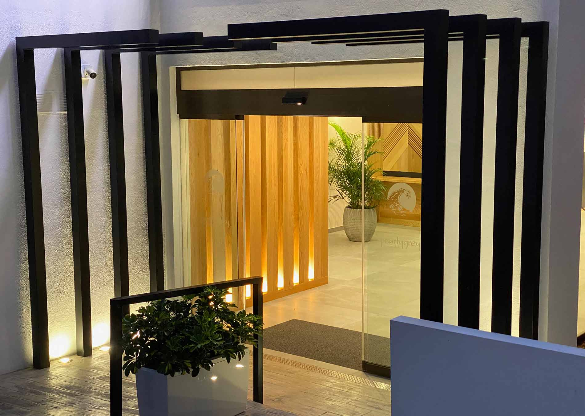Tenerife pergola design designer