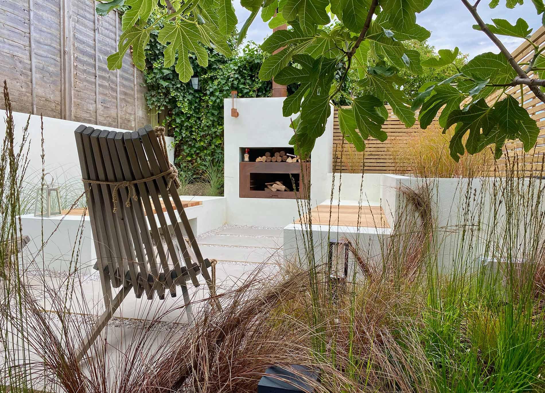 designer for Urban Garden