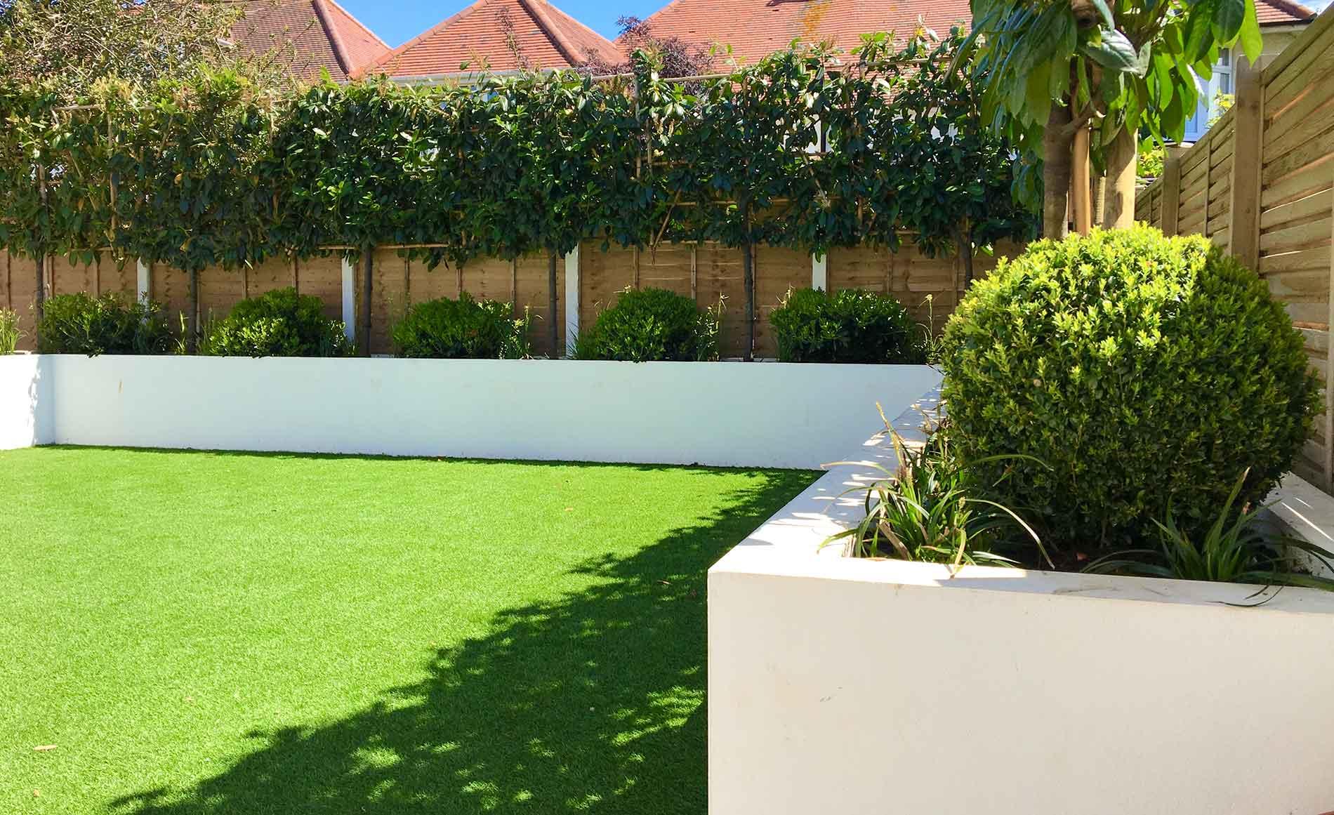 hove landscape garden designer