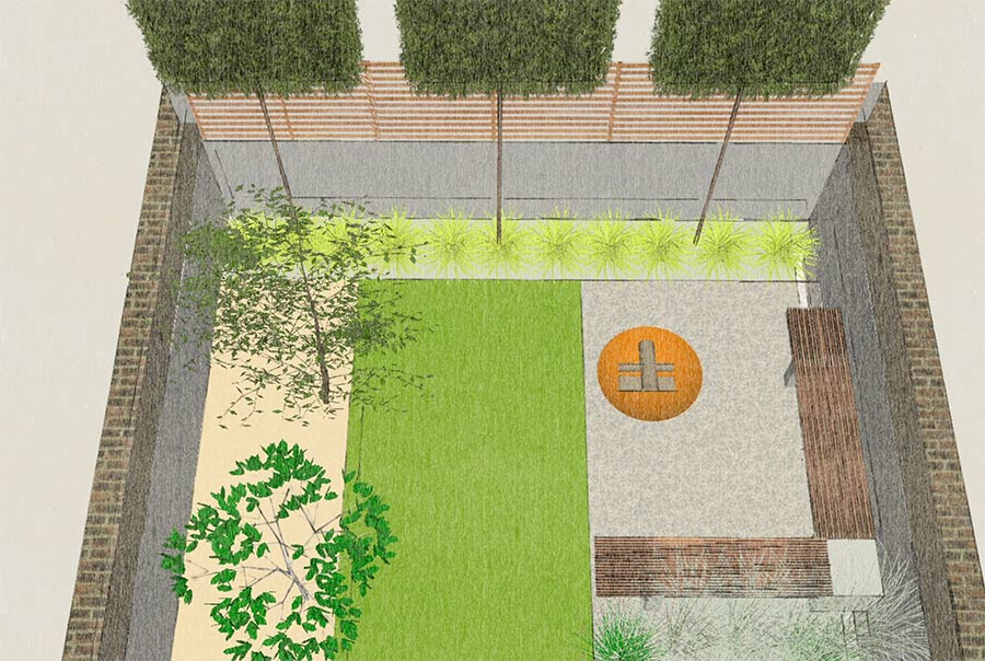 small garden design uk